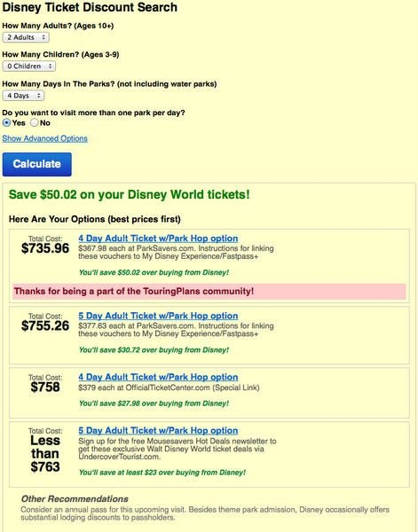 This Is The Time Saving Tool Experienced Disney Vacationers Use