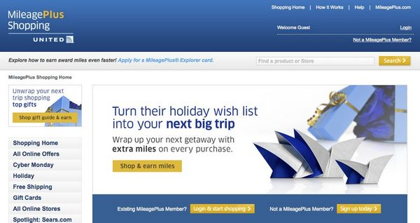 50+ Ways To Earn Miles Points