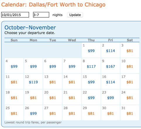 80 Round Trip To And From Chicago Includes New York Los Angeles Dallas Boston