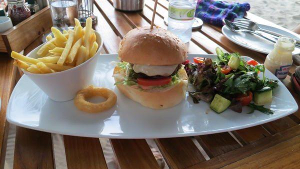 Conrad Maldives Cheap Food