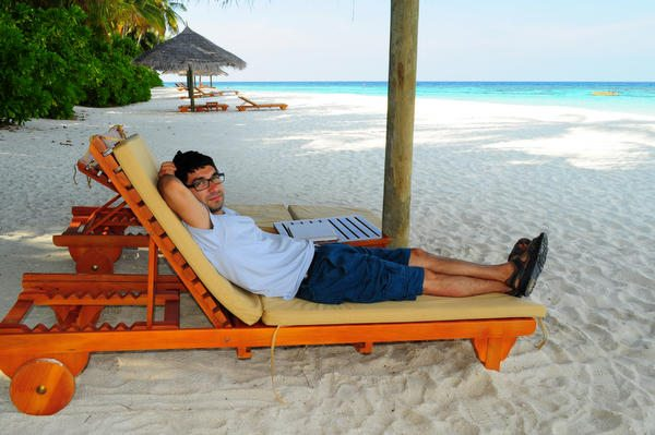 Conrad Maldives King Beach Villa