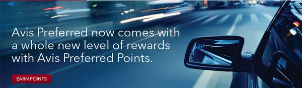 Details (So Far!) About the New Avis Loyalty Program