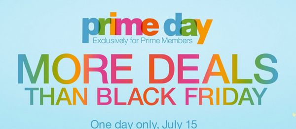 Discounts on Thousands of Items on Amazon Prime Day!
