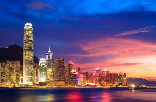 Hot Deal! Round-Trip to Hong Kong ~$493 to ~$600 (Won't Last!)