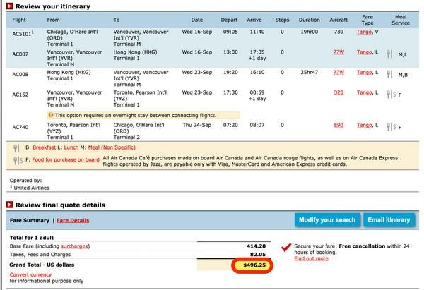 Hot Deal Flights To Hong Kong 500 Or Less Won't Last