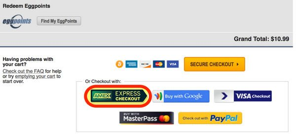 Limited Time 10 Statement Credits With New AMEX Express Checkout
