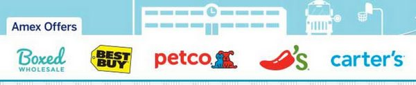 New AMEX Offers Save At Best Buy HP Petco J.Crew Chilis And More
