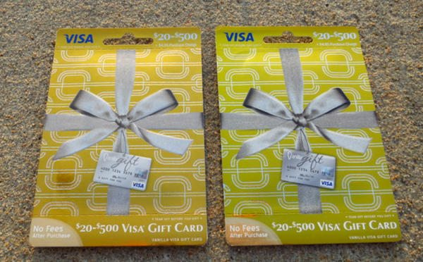 200 In Visa Gift Cards Winners