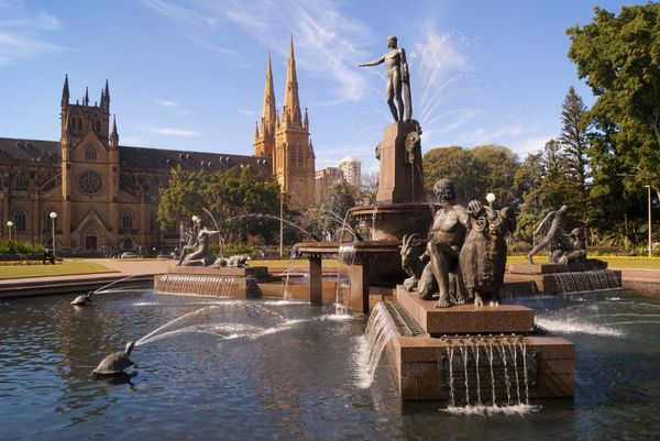 5 Luxurious Starwood Hotels In Asia Australia