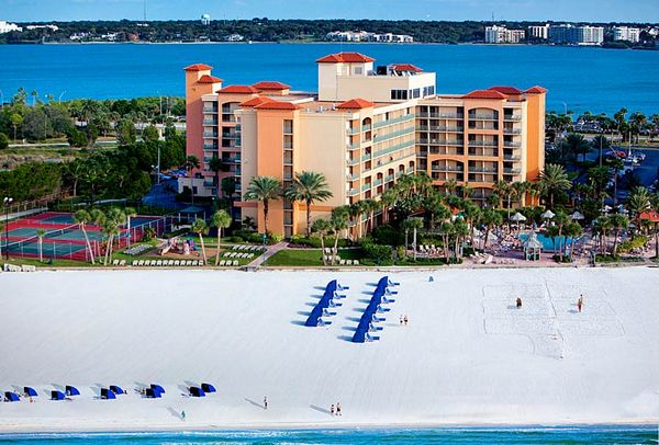 5 Of The Best US Beaches With Starwood Hotels