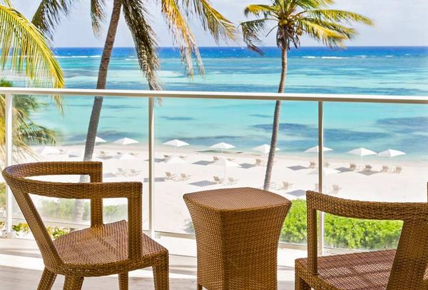 5 Outstanding Starwood Hotels in the Caribbean & Mexico