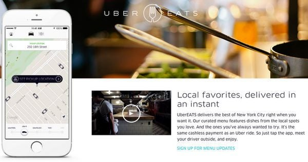 8 Uber Deals: Free Delivery With UberEATS, Free Rides for New Users, Boston Share Rides, & More