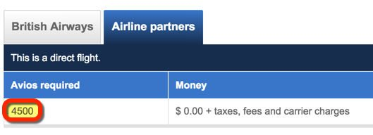 A Glitch Or Is British Airways Changing Their Mileage Program
