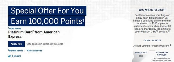50,000 Points Premier Rewards Gold Card From American Express Available to Some