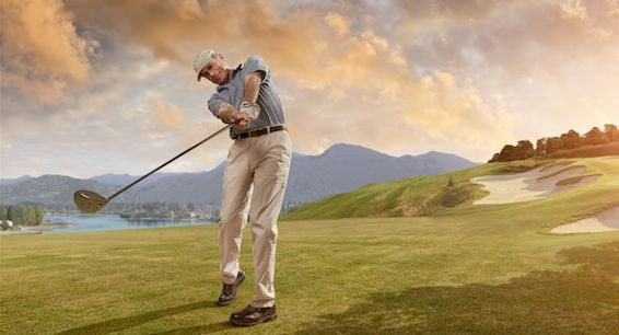 Ends Tomorrow 2,500 Airline Miles After 1st Golf Purchase