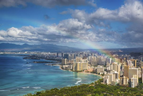 Honolulu Sale! ~$395 Round-Trip Dallas, Phoenix, Salt Lake City, ~$456 Chicago, ~$531 DC