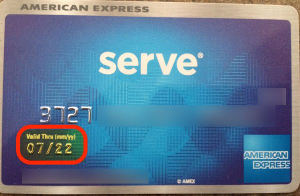 New AMEX Serve Accounts And A 1 Back Card Coming Soon