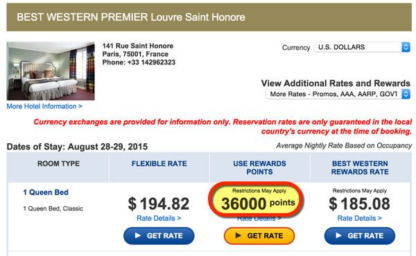 New Offer For 70,000 Best Western Points But Should You Get It