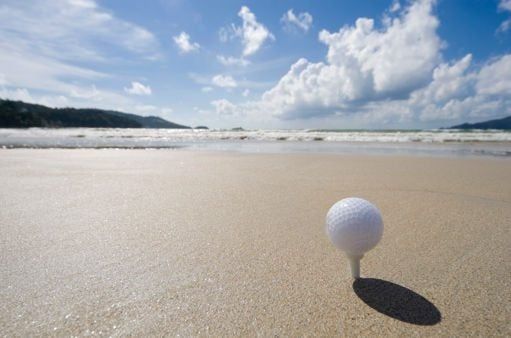 3,000 American Airlines Miles for 1st Tee Time Booked With Golfmiles