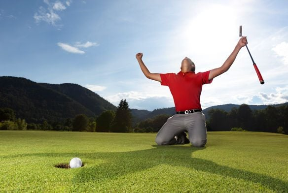 3,000 American Airlines For 1st Tee Time Booked With Golfmiles