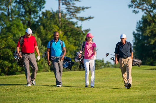 Can Citi Prestige Cardholders Golf Together for Free?