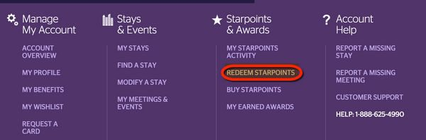 Deals On Award Flights In The US Including Hawaii Using Starwood Points