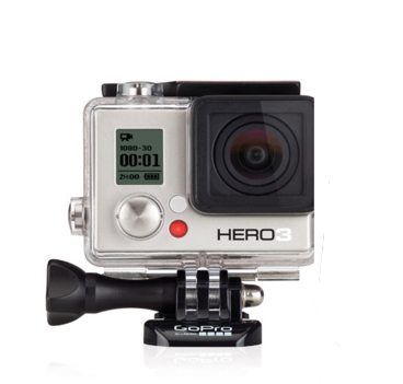 GoPro Hero3 Video Camera Winners