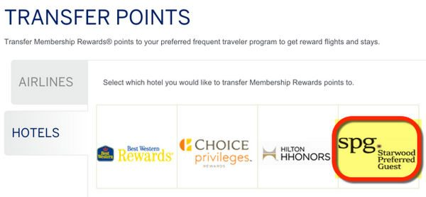How AMEX Platinum Cards Boost Your Starwood Card Stays To The Next Level