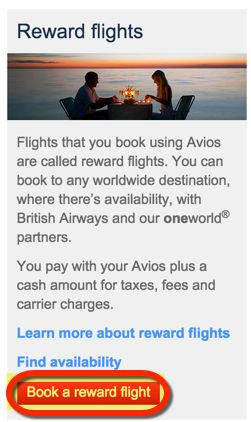 Mix And Match American Airlines Miles And British Airways Avios Points To Take The Family On Vacation