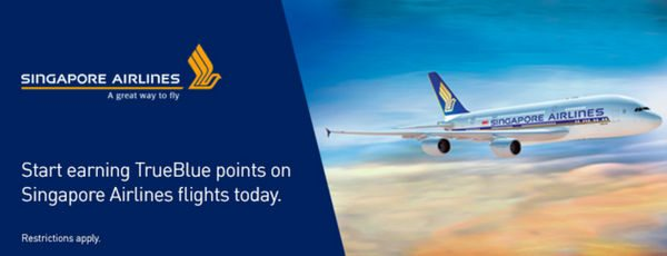 New! Earn Singapore Airlines Miles on JetBlue Flights for Big Travel!