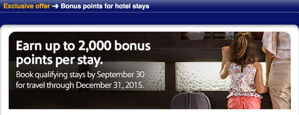 News You Can Use – $50 Off Westin Hotels, 2,000 Southwest Points for Hotel Stays, Save 15% at Wyndham, & More!