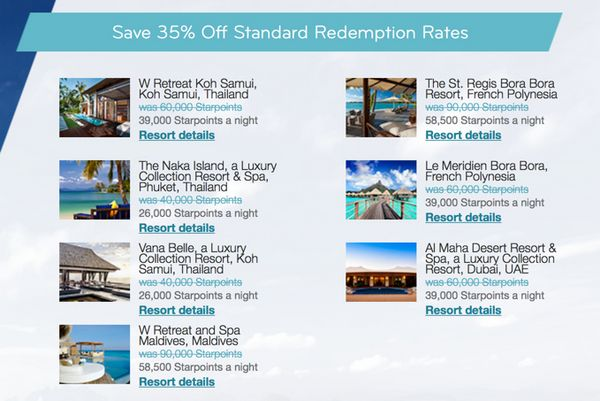 News You Can Use Pay Your Birth Year 35 Off Starwood Awards Card Ending Foreign Transaction Fees Faster Global Entry