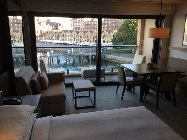 Park Hyatt Sydney City Harbor King Room