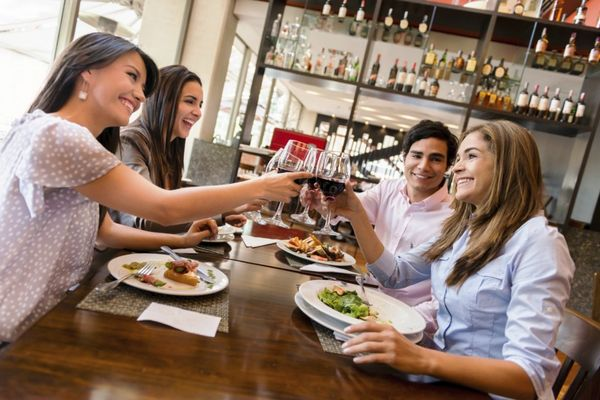 Plan to Dine Out Today?  Remember to Pay With Chase Sapphire Preferred to Earn 3X Points