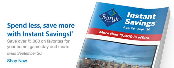 Sam's Club To Accept AMEX Great News For Starwood Cardholders