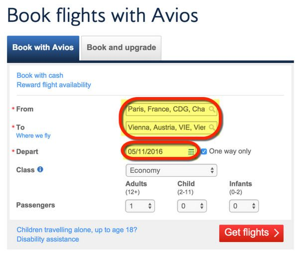 Save Money Flying In Europe With British Airways Avios Points