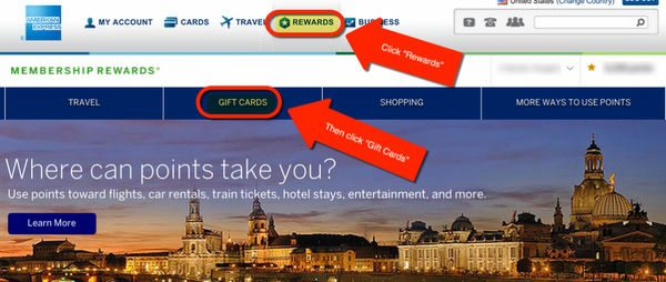 Should You Use AMEX Membership Rewards Points For Airbnb Gift Cards