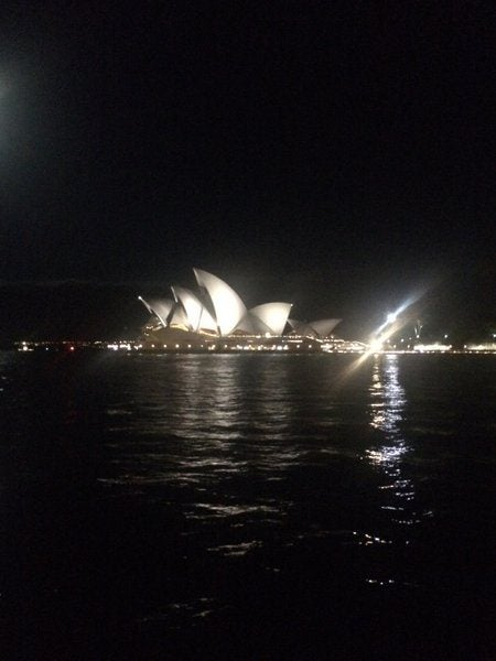 A Quick Trip Down Under:  Part 5 – Sydney Opera House Tour