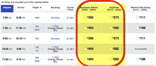 Trick For Big Travel On Southwest Using US Bank FlexPerks Cards