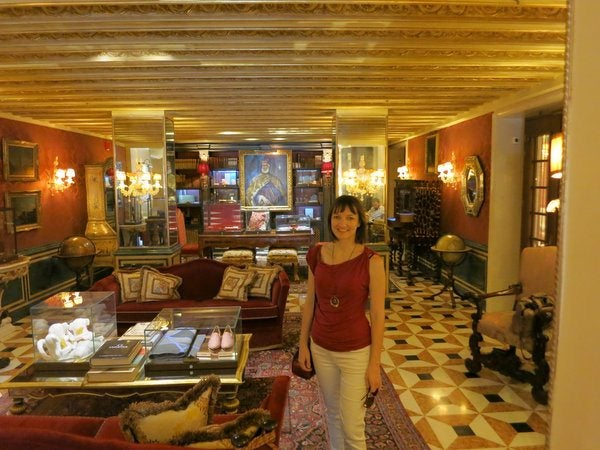 A Night In Venice - Gritti Palace Hotel Overview