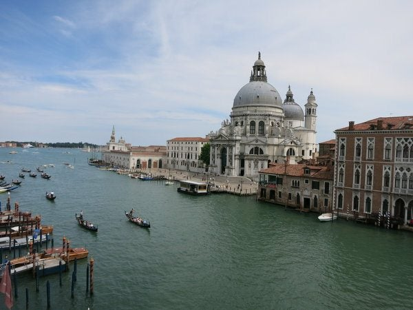 A Night In Venice - Gritti Palace Hotel Room
