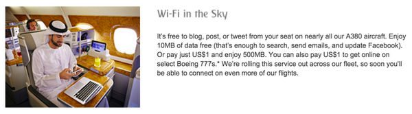 How To Get Free In Flight Wi-Fi