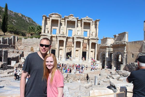 Traveling With The Morgans - Interview With Adam And Elizabeth