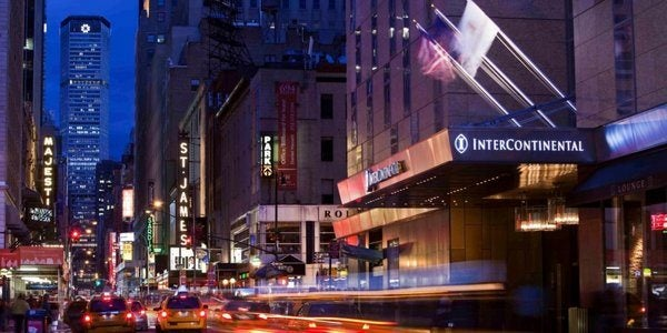 5 Great Hotels In The US With IHG Cards Free Night