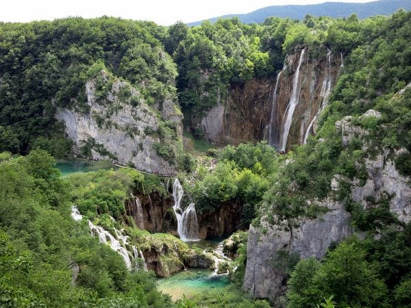 Activities In Rovinj Croatia - Day Trip To Plitvice Lakes