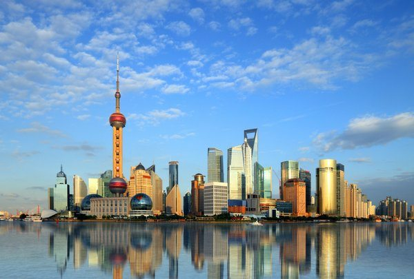 Hot 4 Cities To China As Low As 379 Round-Trip