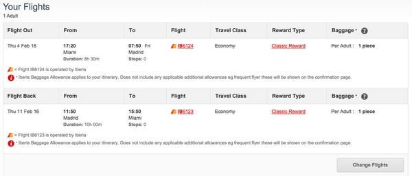 How To Avoid British Airways Flights When You Search For Award Seats