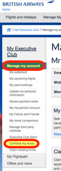 Save 4,000 British Airways Avios Points For Short Flights With This Trick