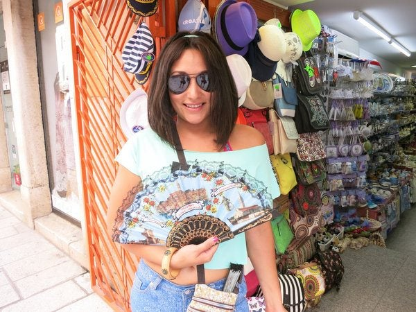 Shopping In Rovinj Croatia