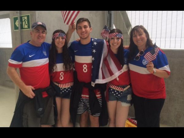 Success How A Family Of 5 Flew Business Class To Brazil For The World Cup